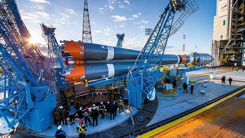 """Самый-самый: Ракетно-космический центр """"Прогресс"""""""