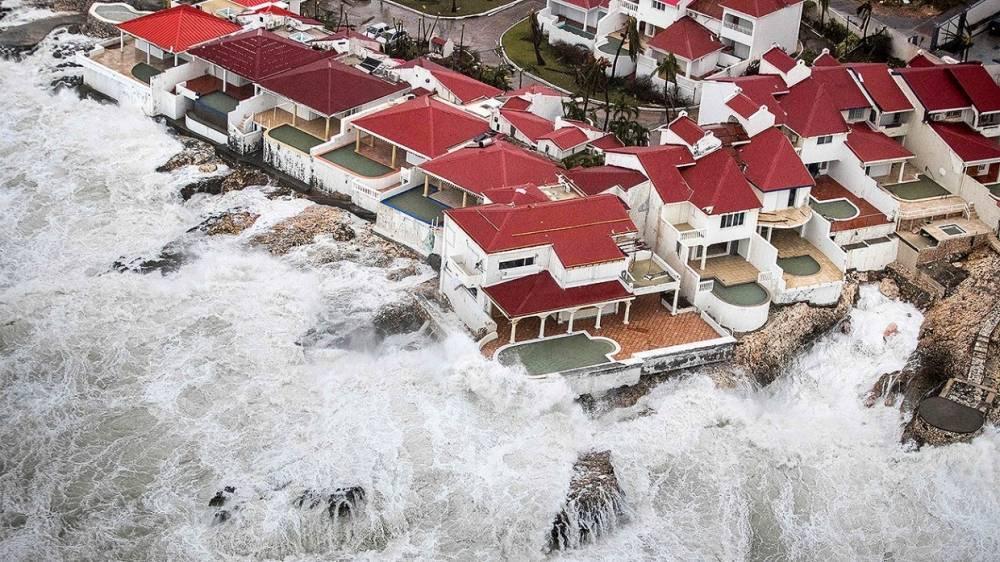 Ураган «Ирма» нанесет сокрушительный удар по Санкт-Петербургу