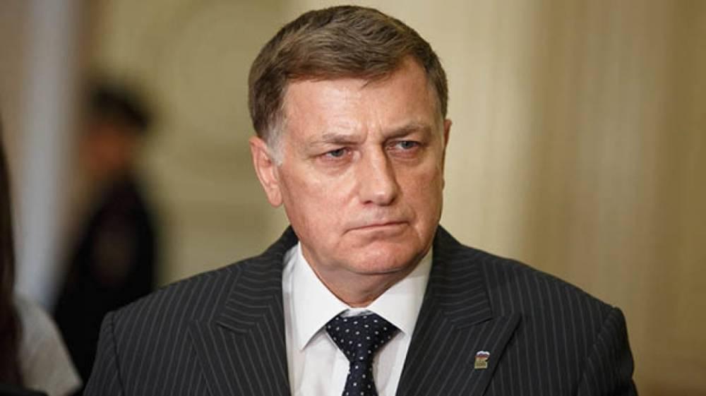 Спикер петербургского ЗакСа назвал Россию «последней надеждой бога»