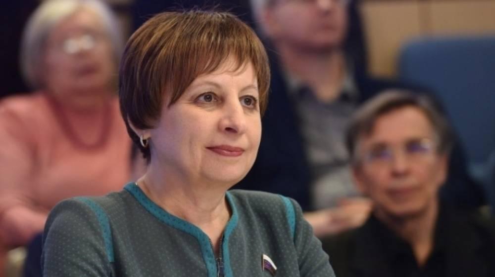 Названа причина внезапной смерти депутата Госдумы РФ Ирины Евтушенко