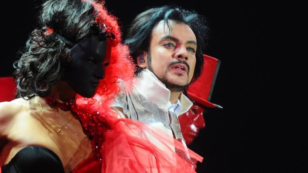Киркоров признался, что его главный хит родился благодаря Газманову
