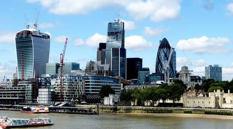 Лондон по-прежнему остается крупнейшим финансовым центром в мире