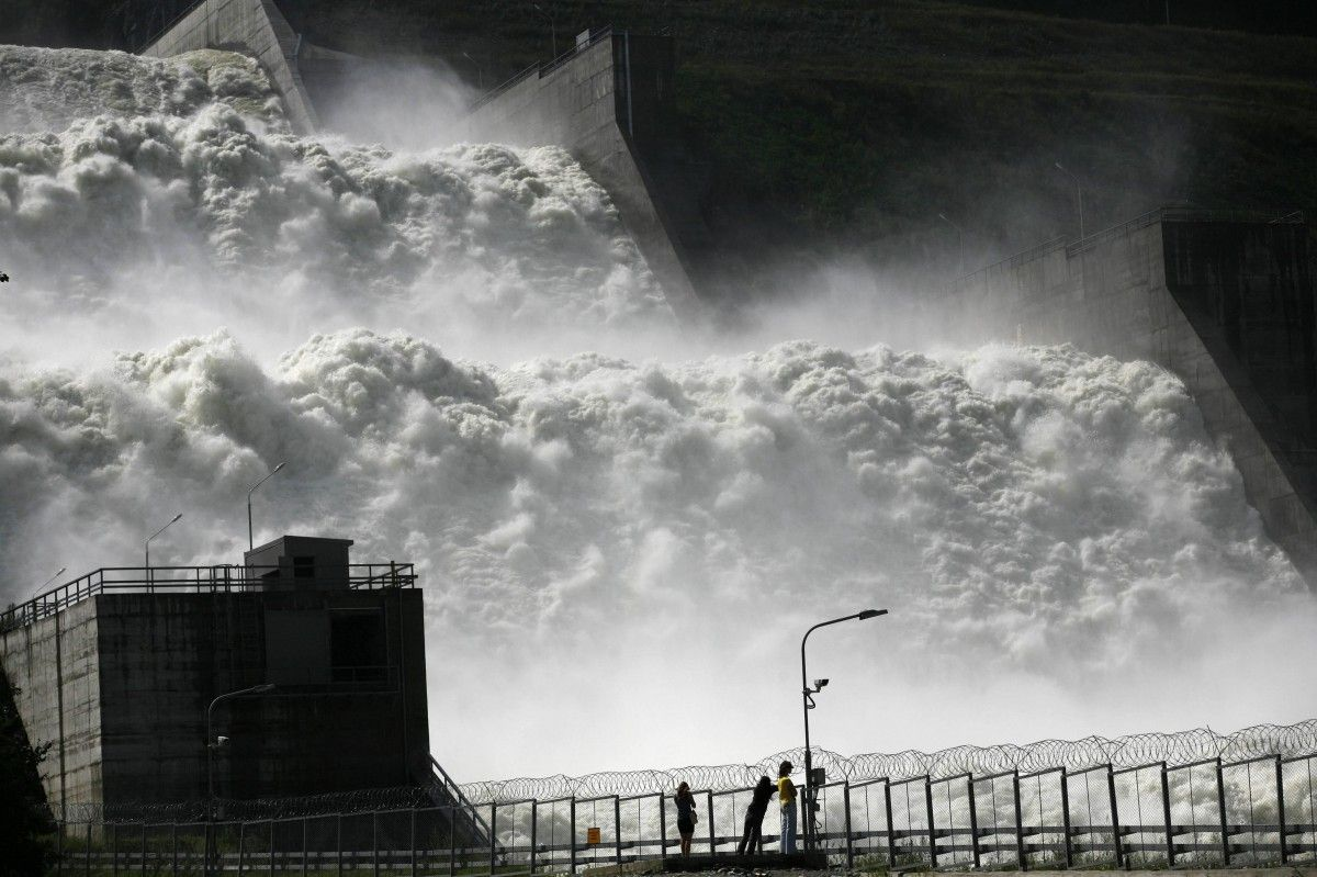 Китай построит самую большую ГЭС в Нигерии