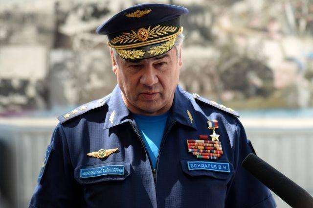 Сенатором от Кировской области стал главком ВКС Виктор Бондарев