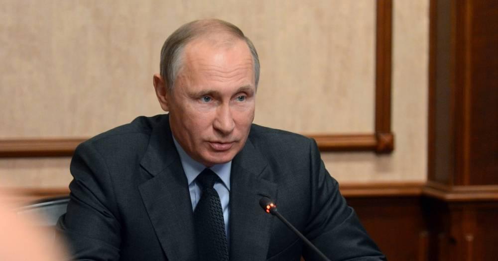 Путин остался доволен результатами губернаторских выборов