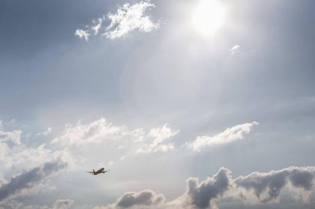 В США самолет с почтой приземлился «на брюхо»