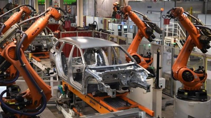Сколько рабочих мест в Германии сокращают роботы?