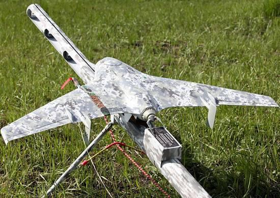 На учении РВСН впервые широко применяются беспилотники