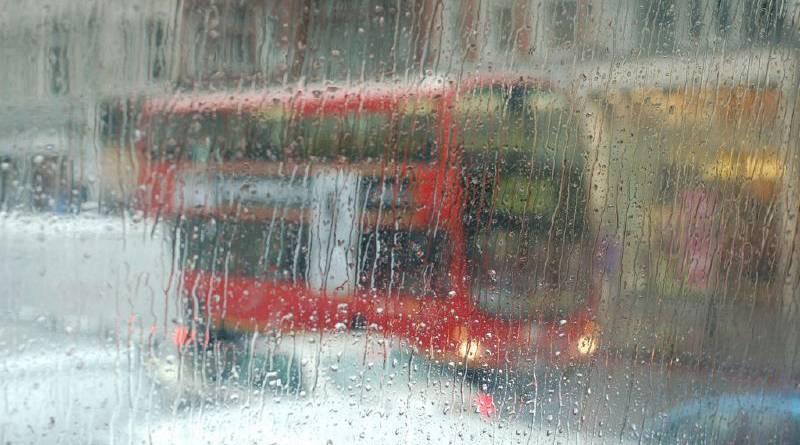 В Лондоне будут дожди и ветра