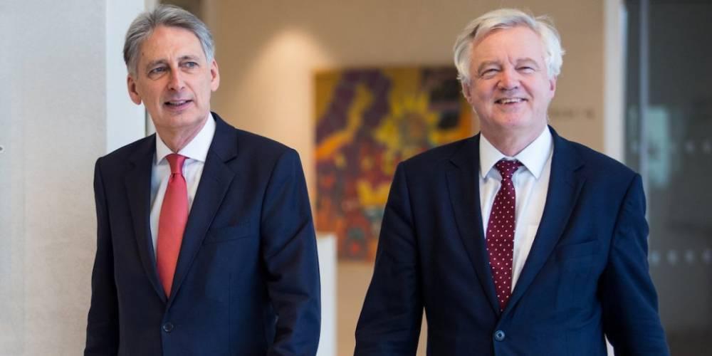Великобритания намерена заручиться поддержкой немецких бизнес-лидеров