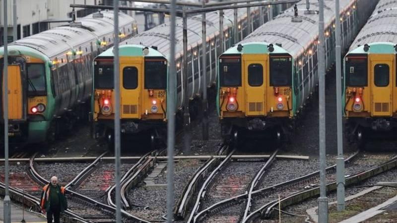 Британские железные дороги ухудшили качество обслуживания пассажиров