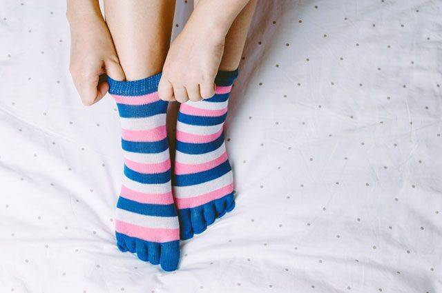 Почему постоянно мёрзнут ноги?