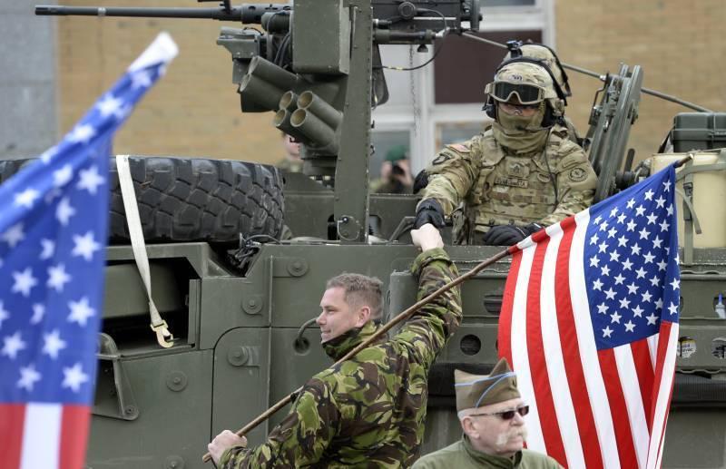 В США разрабатывается бронемашина огневой поддержки