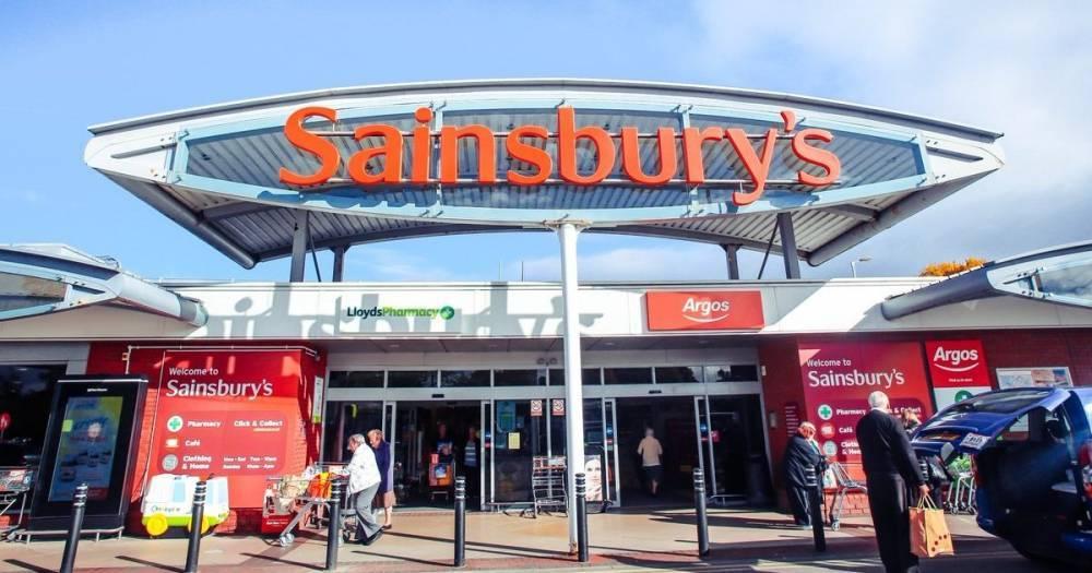 В гипермаркете Sainsbury's прогнозируют снижение темпа роста цен