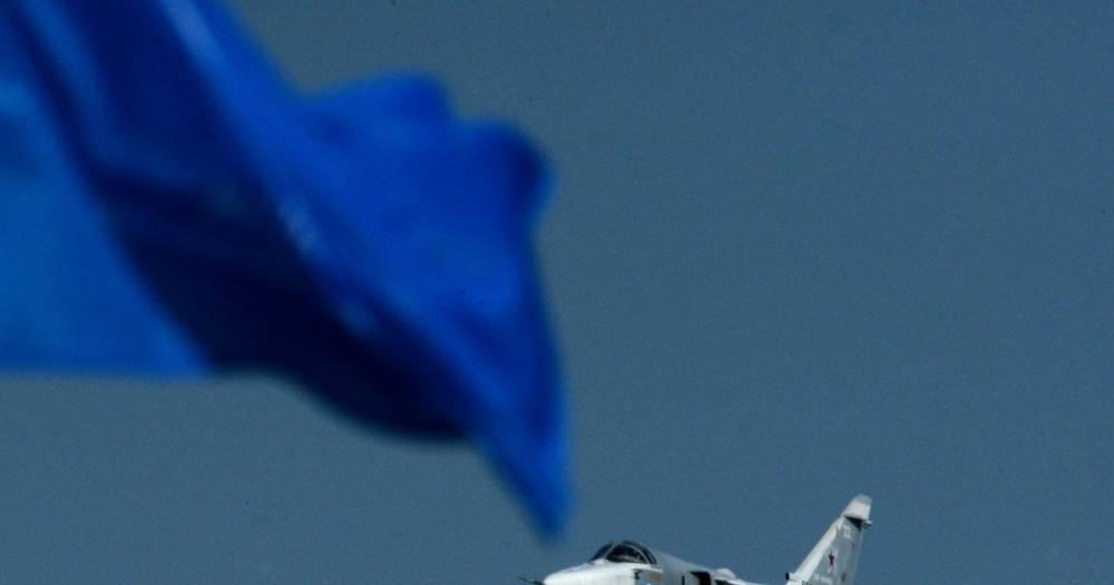 Российские истребители четыре раза за неделю вылетали на перехват