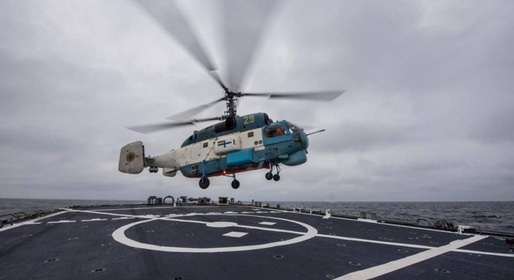 В Черном море авиация ВМС ВСУ и корабль ВМС США провели совместные тренировки