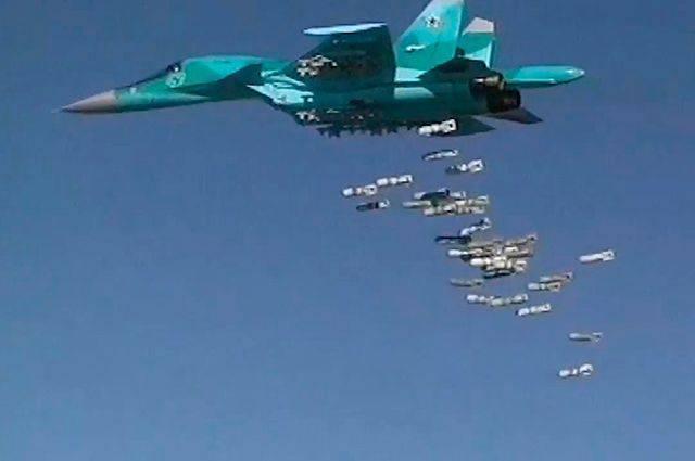 Минобороны получило первую в этом году партию Су-34