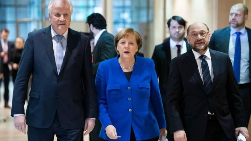 Большая коалиция увенчалась большим прорывом в переговорах
