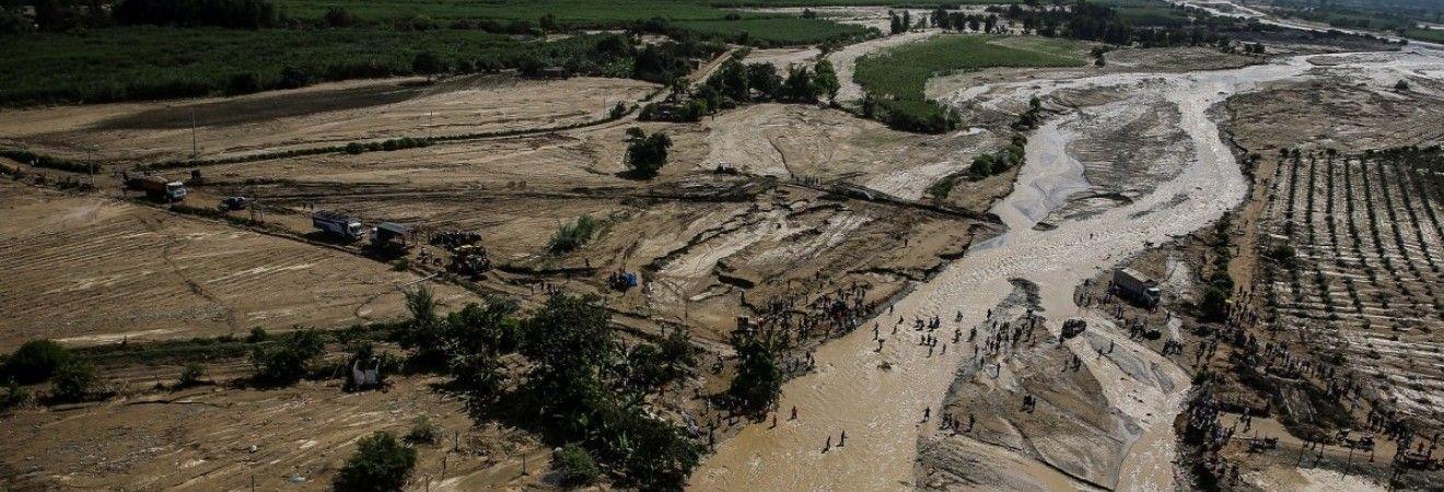 В ДР Конго жертвами наводнения стали 45 человек