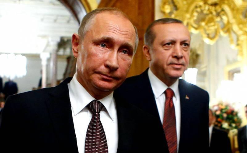 Атака дронов на базу Хмеймим: кто хотел подставить Эрдогана?