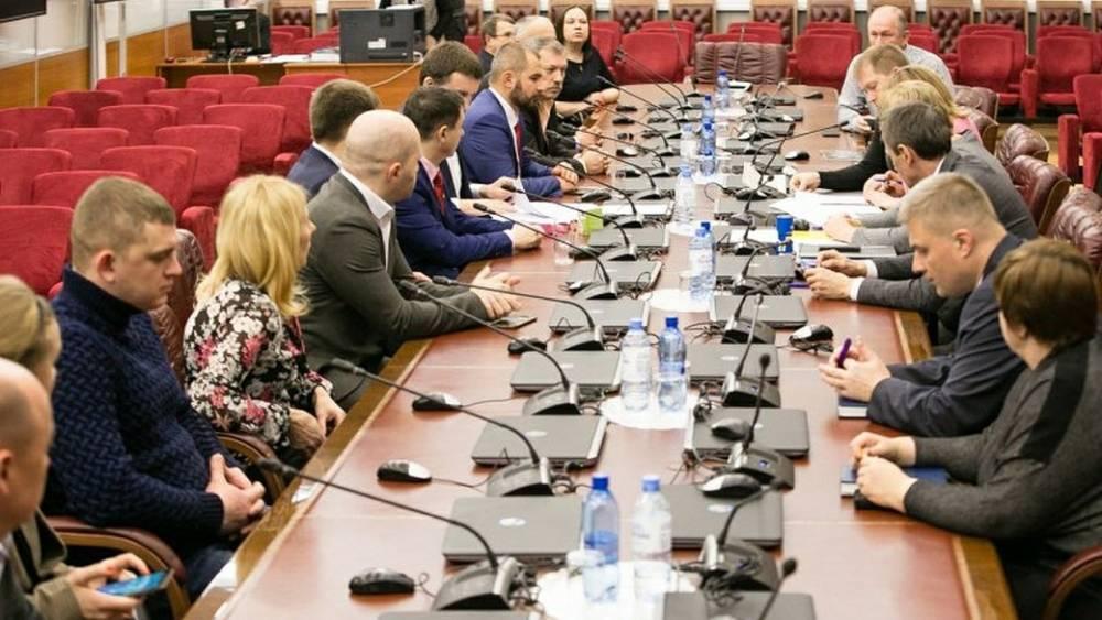 Выборы-2018: ЦИК опубликовал фотографии подавших документы для выдвижения в президенты РФ