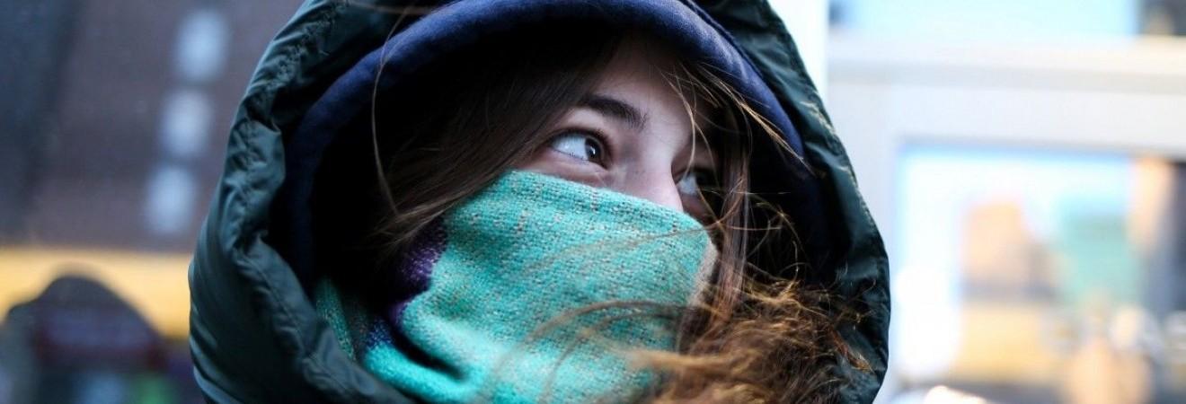 Киевлян в субботу ожидает мороз, на дорогах местами гололедица