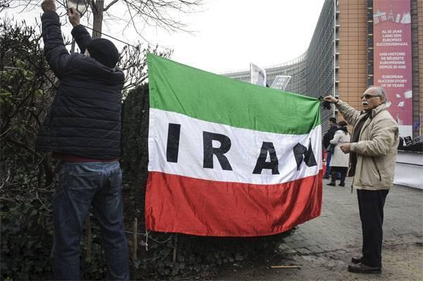 "В ЕС прокомментировали слова Трампа о ""последнем шансе Ирана"""