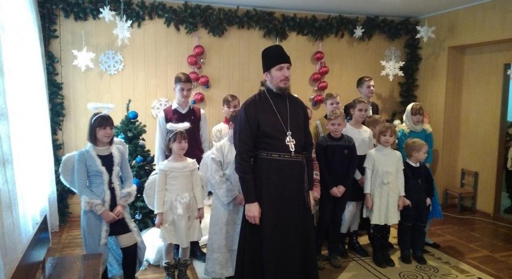 Рождественские благотворительные акции прошли во всех епархиях УПЦ