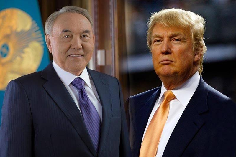 Выйти из политического тупика Трампу поможет Назарбаев?