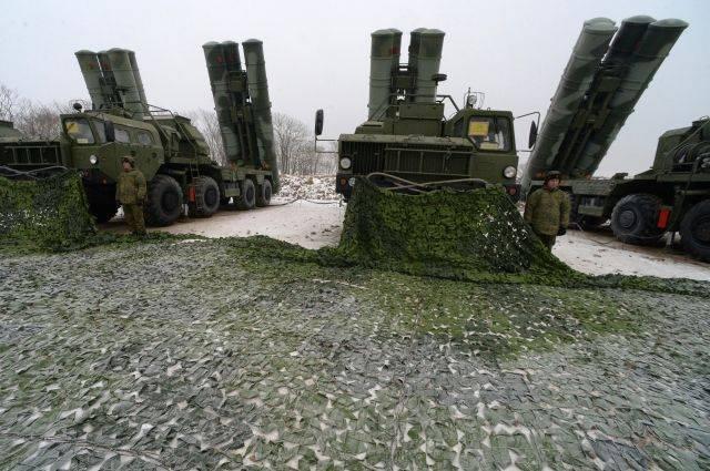 С-400 заступили на боевое дежурство на мысе Фиолент в Крыму