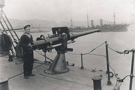 Севастополь воссоздает артиллерию