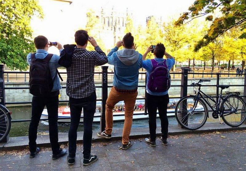 В Германии отмечается рекордный рост туризма
