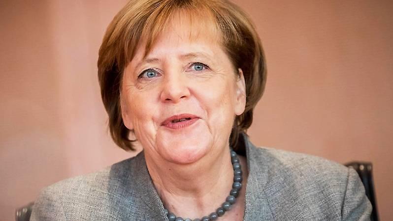 Меркель в Нидерландах стала известнее Гитлера