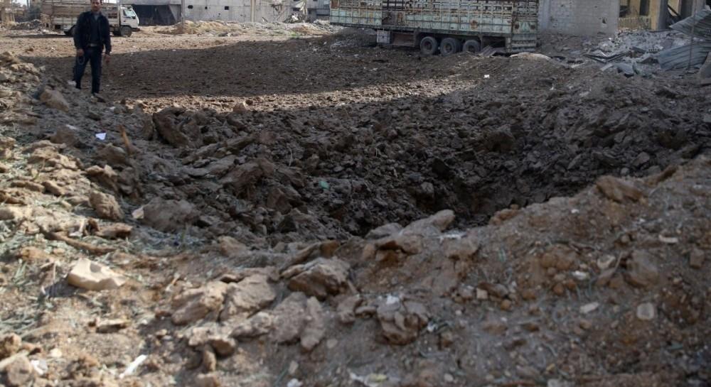 Войска Асада совершили очередную химическую атаку в Сирии - ВВС