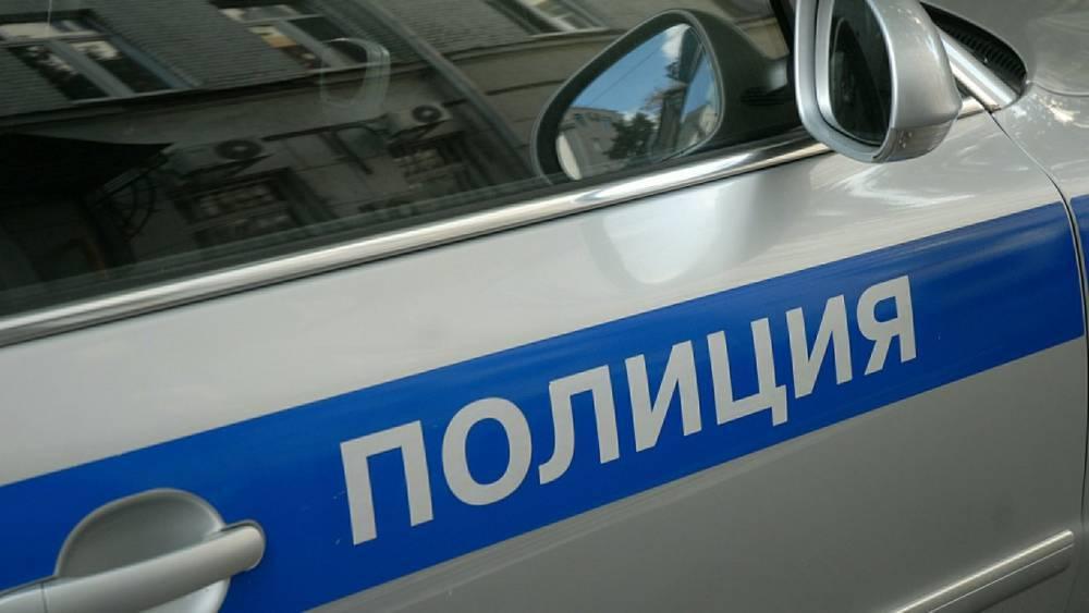 Школьник «заминировал» ледовый городок в Троицке