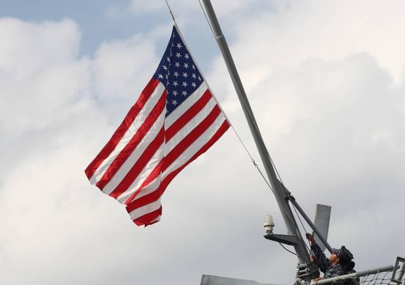 Американский УДК «Уосп» зашел в японский порт