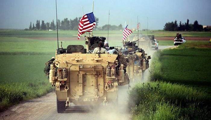 Эрдоган пригрозил уничтожить создаваемые коалицией США «силы безопасности границы» в Сирии