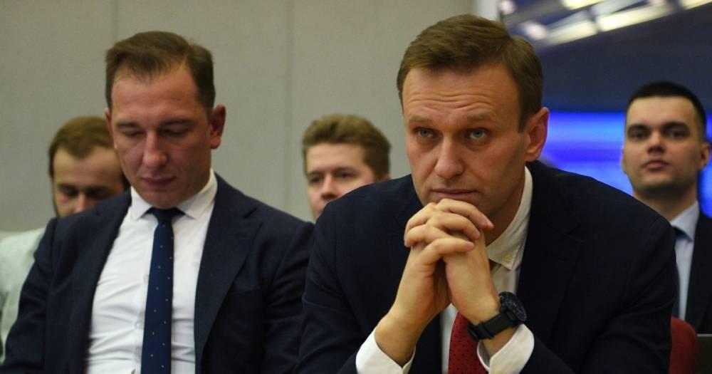 Минюст потребовал ликвидировать фонд, обеспечивающий работу штаба Навального