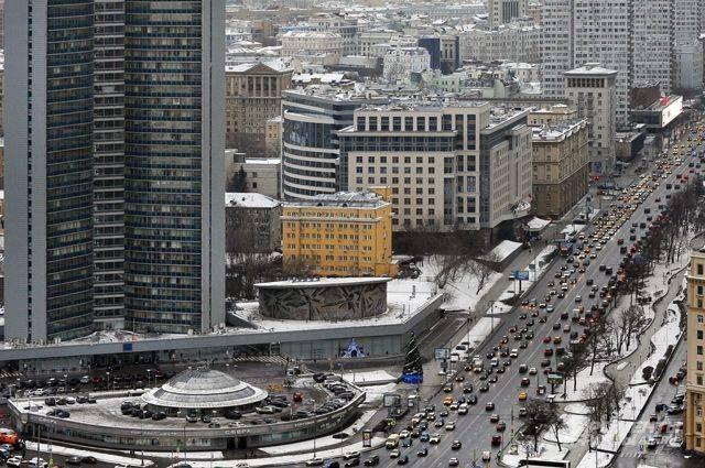 Собянин подписал документ о присвоении имен новым улицам столицы
