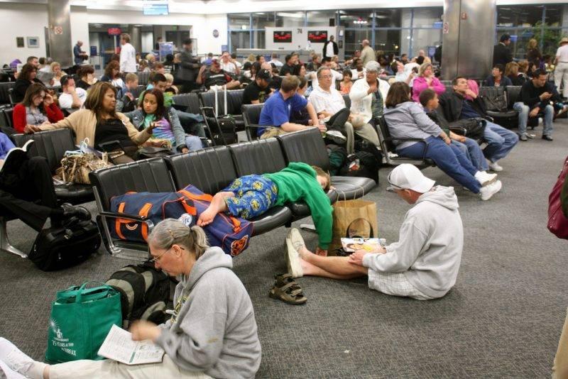 Помощь при получении компенсаций за задержку авиарейса