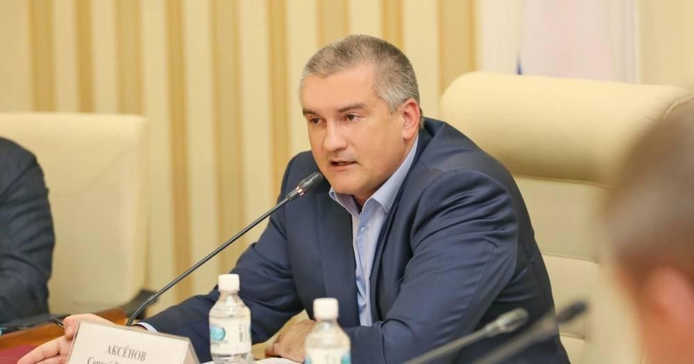 Аксёнов призвал признать преступной идеологию украинского нацизма