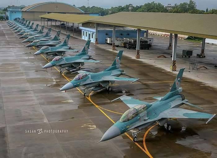 Индонезия направила запрос США на закупку еще 48 истребителей F-16