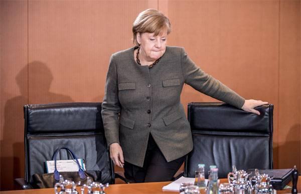 Вашингтон раздражён тем, что Германия не платит в бюджет НАТО 2% от своего ВВП
