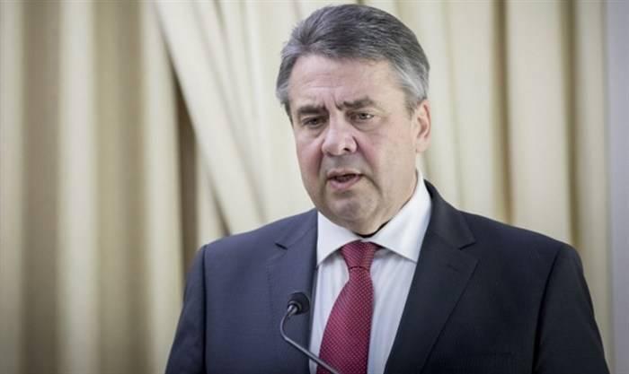 Глава МИД Германии выступил за ввод вооруженных миротворцев в Донбасс