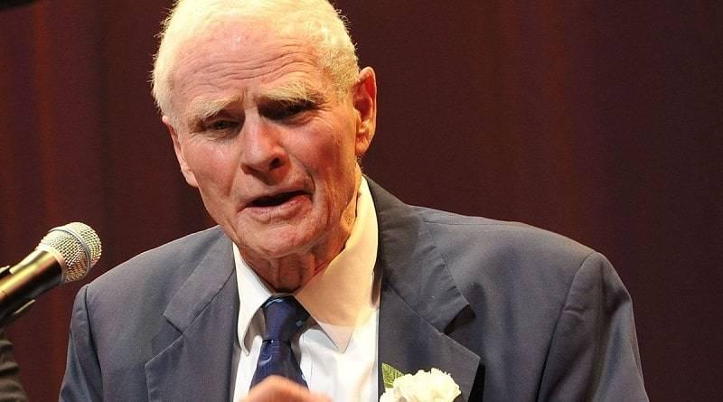 Бывший губернатор Нью-Джерси Брендан Бирн умер на 93-м году жизни