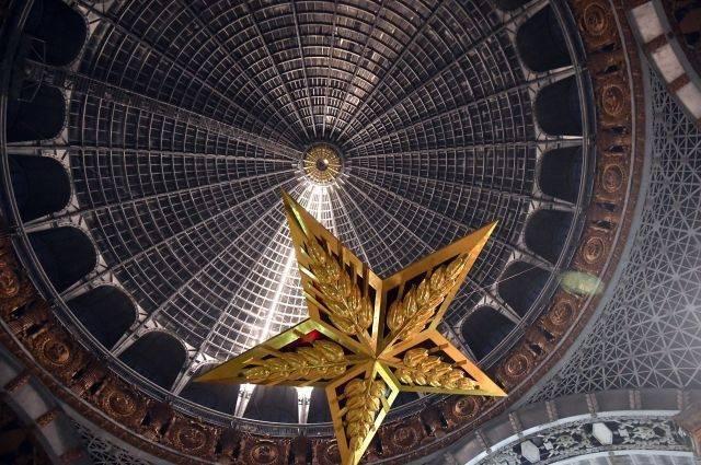 Собянин рассказал о скором открытии павильона «Космос» на ВДНХ