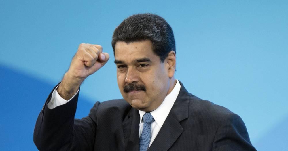 Мадуро назвал организаторов покушения на него
