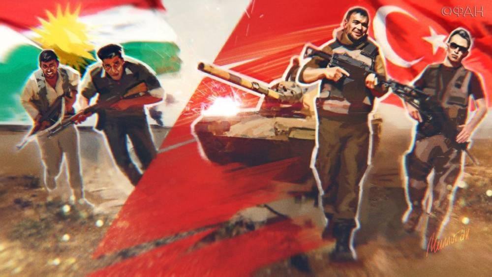 Сирия рассорила Турцию и США: Эрдоган сорвался и объявил об операции против курдов за Евфратом