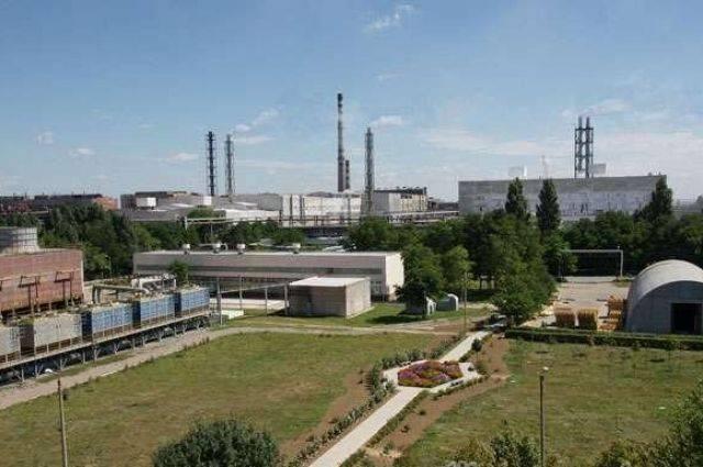 Аксенов опроверг сообщения о новом выбросе на «Крымском титане»