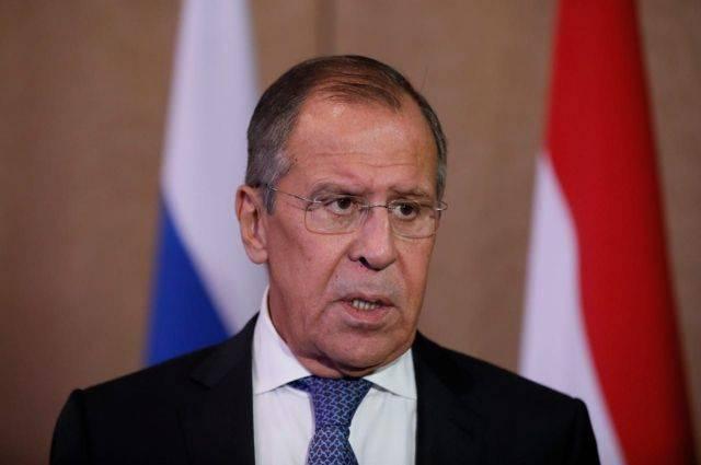 Лавров ответил на обвинения Запада в кибератаках в адрес России